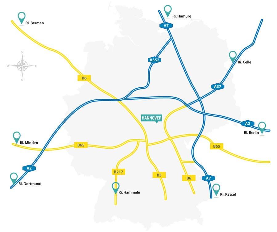 Konkurrenceindlæg #                                        5                                      for                                         Map Design