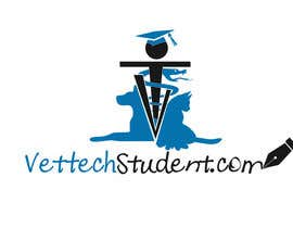 #21 for Design a Logo for VetTechStudent.com af advway