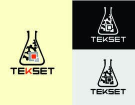 #51 untuk Design a Logo for our company Tekset Software oleh AllSolo