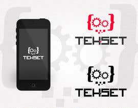 nº 69 pour Design a Logo for our company Tekset Software par AllSolo
