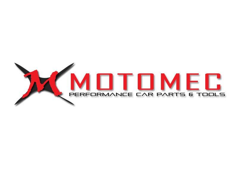 Konkurrenceindlæg #667 for Logo Design for Motomec Performance Car Parts & Tools