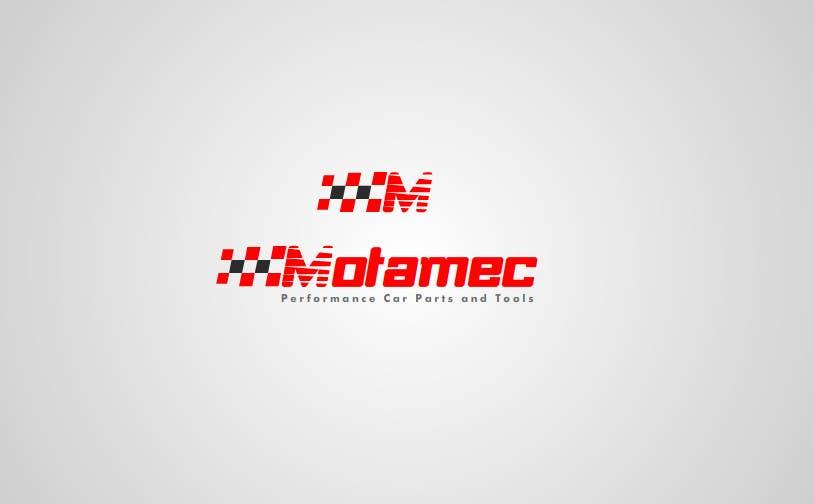 Konkurrenceindlæg #445 for Logo Design for Motomec Performance Car Parts & Tools