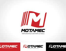 nº 658 pour Logo Design for Motomec Performance Car Parts & Tools par ivandacanay