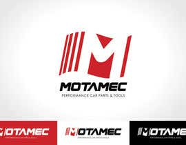 nº 659 pour Logo Design for Motomec Performance Car Parts & Tools par ivandacanay