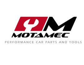 #605 para Logo Design for Motomec Performance Car Parts & Tools por hoch2wo