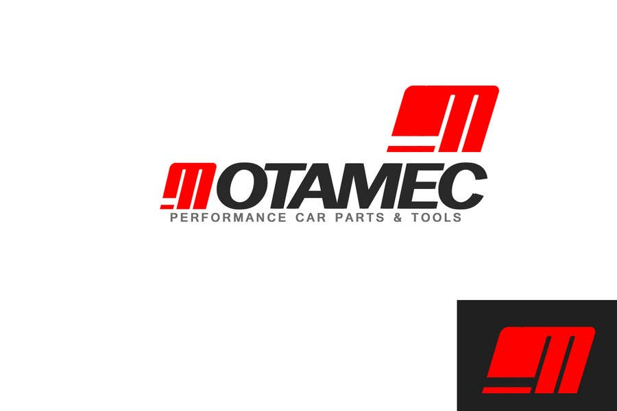 Konkurrenceindlæg #584 for Logo Design for Motomec Performance Car Parts & Tools