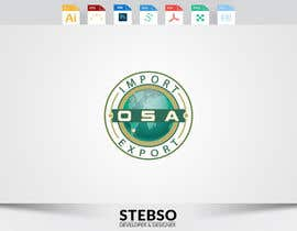#47 para Diseñar un logotipo | Logotype design de stebso