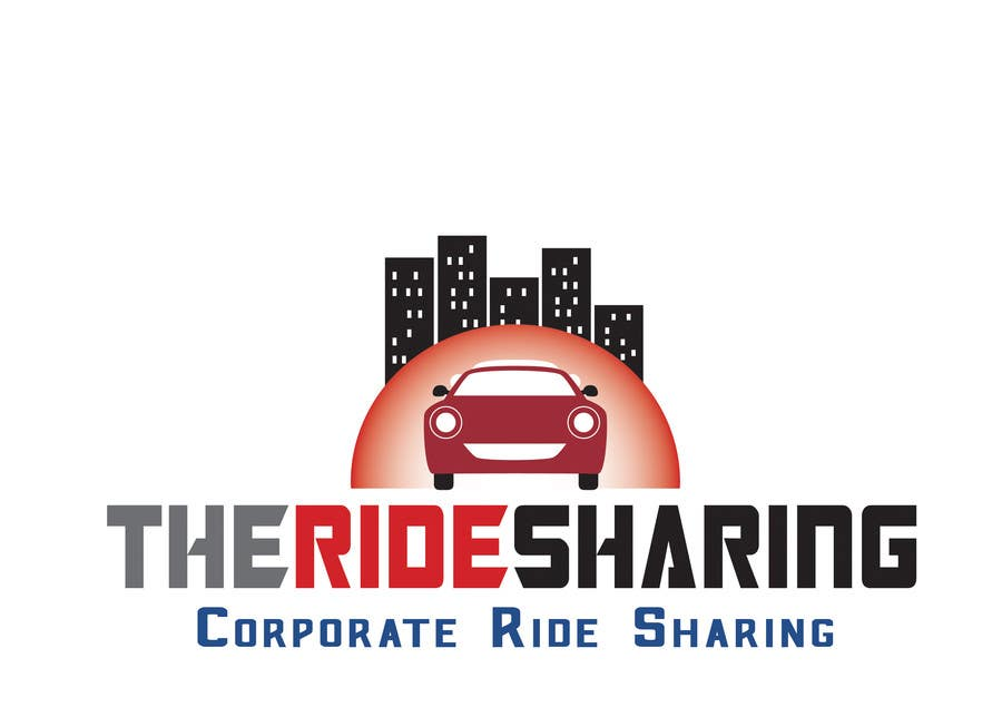 Entry 29 By Pikoylee For Design A Logo For Car Ride Sharing Website