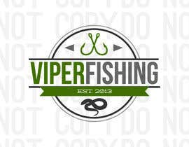 "nº 215 pour Design a Logo for our new fishing company ""Viper Fishing"" par adgower"
