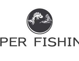 "nº 46 pour Design a Logo for our new fishing company ""Viper Fishing"" par jinupeter"