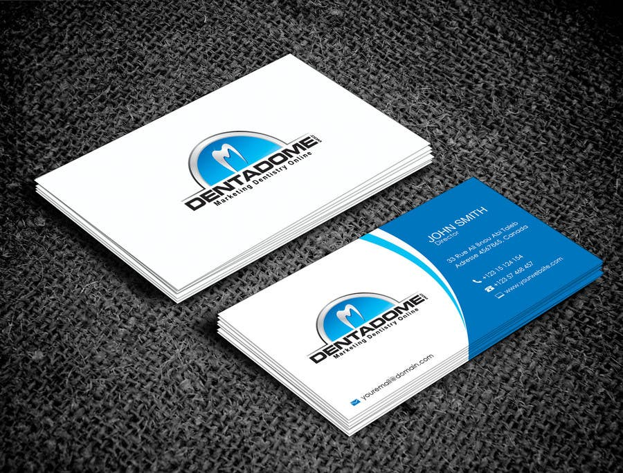 Entry 7 by elkarmani for design unique business card for marketing contest entry 7 for design unique business card for marketing company reheart Gallery