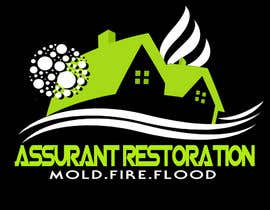 louieyasay tarafından Design a Logo for Mold, Fire, Flood Restoration company için no 159