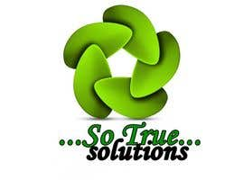 nº 5 pour Design a Logo for sotrue solutions par AShinyThing