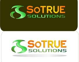#37 para Design a Logo for sotrue solutions por adisb