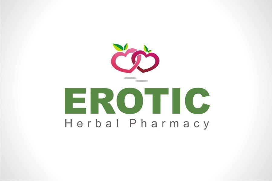 Bài tham dự cuộc thi #54 cho Design a Logo for Erotic Herbal Pharmacy