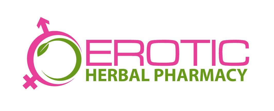 Bài tham dự cuộc thi #3 cho Design a Logo for Erotic Herbal Pharmacy