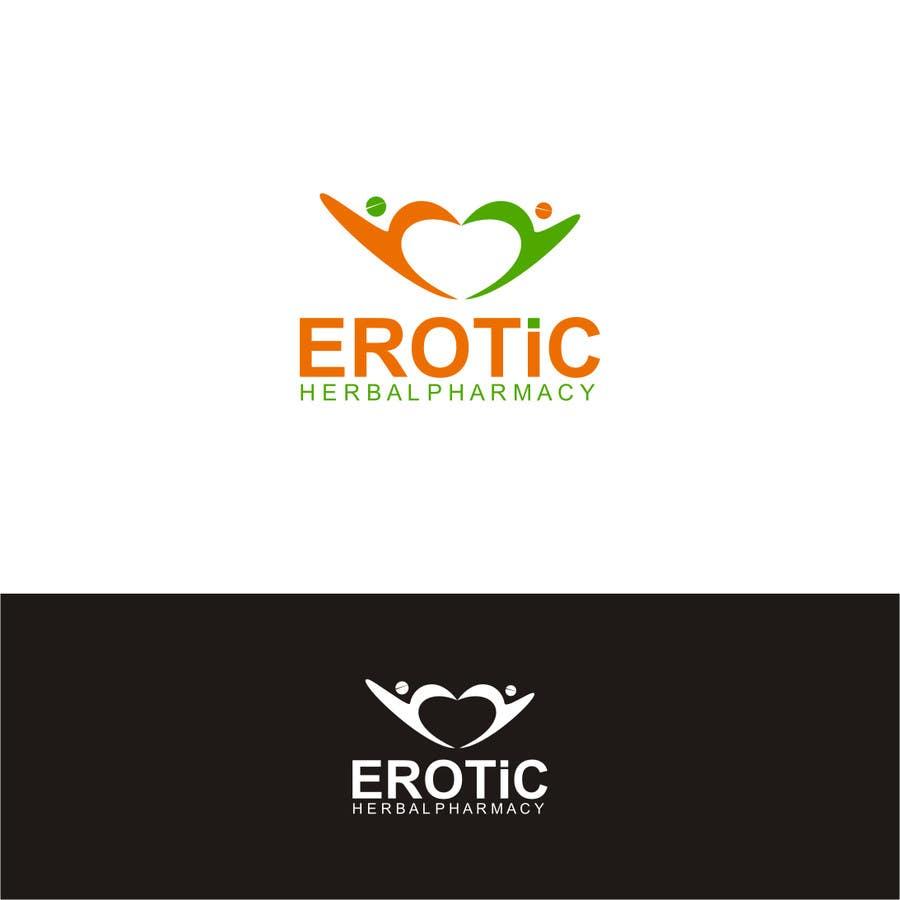 Bài tham dự cuộc thi #33 cho Design a Logo for Erotic Herbal Pharmacy