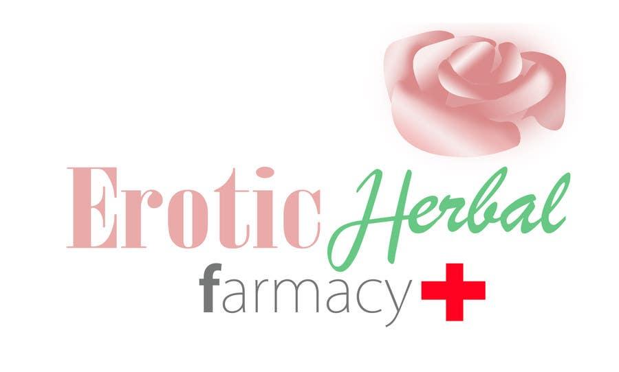 Bài tham dự cuộc thi #61 cho Design a Logo for Erotic Herbal Pharmacy