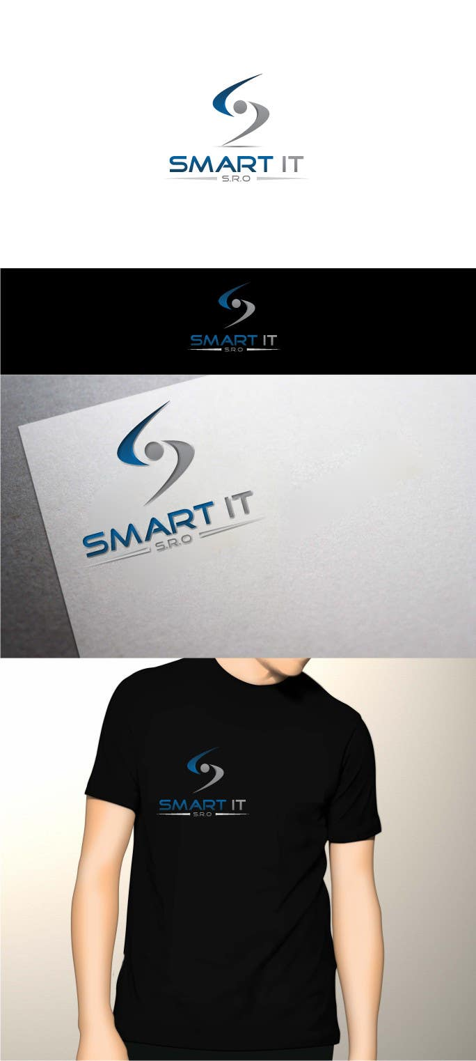#112 for Design logo for software company SmartIT s.r.o. by zswnetworks