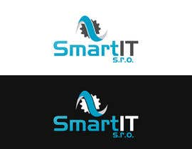 nº 115 pour Design logo for software company SmartIT s.r.o. par texture605