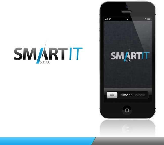 #161 for Design logo for software company SmartIT s.r.o. by loulou1988