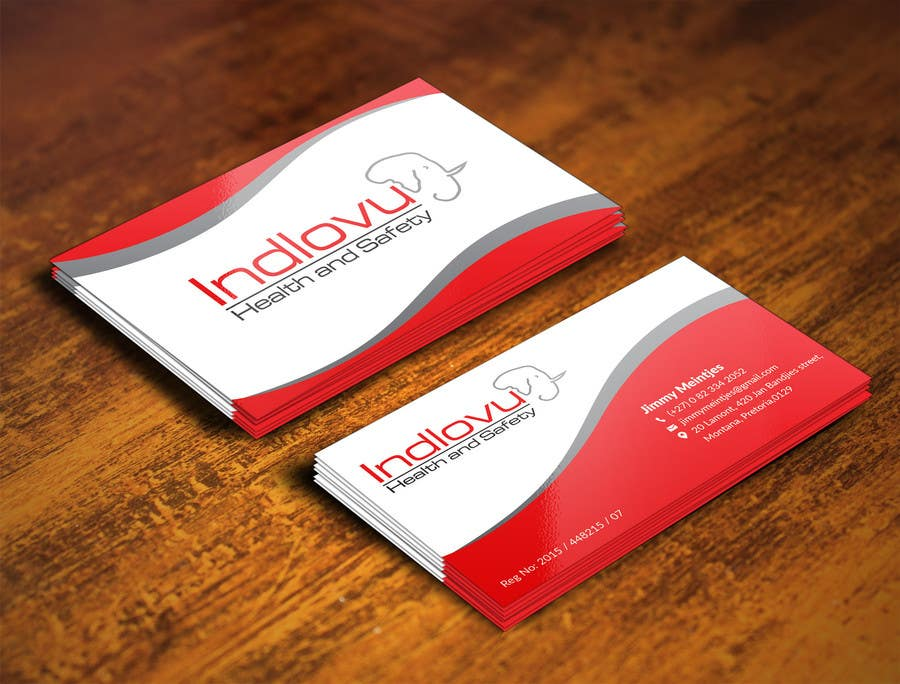 Entry 8 by adarshdk for design a letterhead and business cards for business card colourmoves Image collections