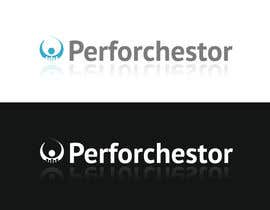 #205 untuk Logo Design for Perforchestor oleh whitmoredesign