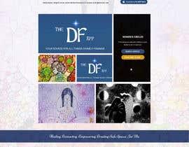 #7 cho The Return of the Divine Feminine ... Website Mockup Needed bởi Lakshmipriyaom