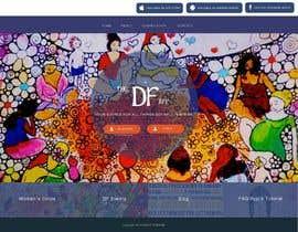#11 cho The Return of the Divine Feminine ... Website Mockup Needed bởi erikagusti