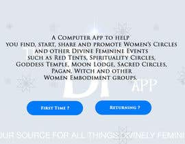 #16 cho The Return of the Divine Feminine ... Website Mockup Needed bởi keith2389