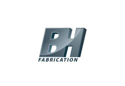 #44 for Design a Logo for BH Fabrication by William4u