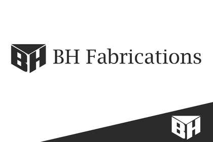 #12 for Design a Logo for BH Fabrication by yogeshbadgire