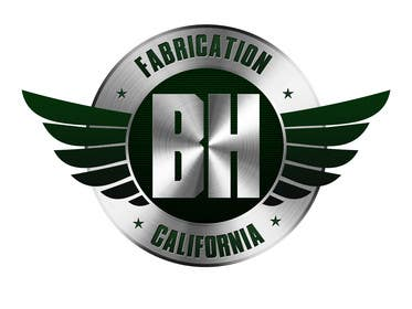 #150 for Design a Logo for BH Fabrication by lubinlouis