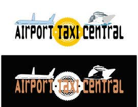 nº 45 pour Design a Logo for AIRPORT TAXI CENTRAL par manildamle