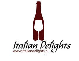 #15 para Design a Logo for Italiandelights.nl por manuel0827