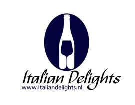 #16 para Design a Logo for Italiandelights.nl por manuel0827