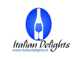 #25 para Design a Logo for Italiandelights.nl por manuel0827