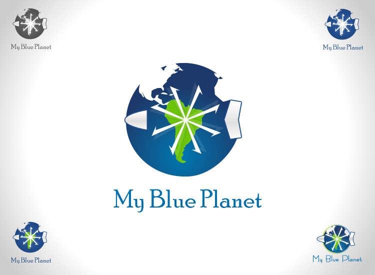 Inscrição nº 58 do Concurso para My blue planet