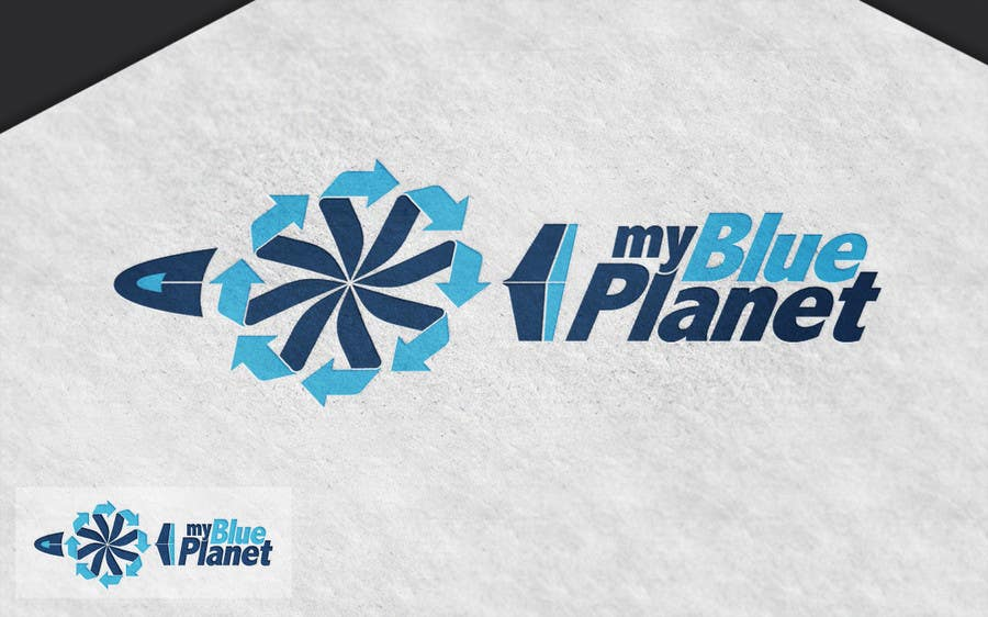 #17 for My blue planet by OpenPalette