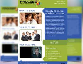 one page flyer