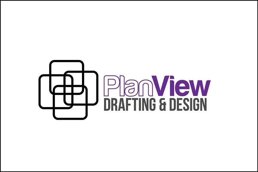 Bài tham dự cuộc thi #9 cho Design a Logo for PlanView Drafting & Design