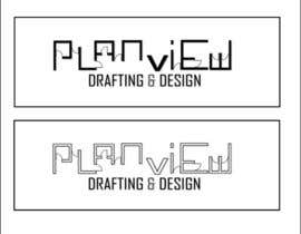 nº 33 pour Design a Logo for PlanView Drafting & Design par jinupeter
