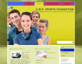 #8 untuk Web Design for Youth Outdoor Adventure and Service Organization website oleh jcitbournemouth