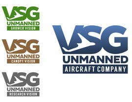 #75 for Design a Logo for new unmanned aircraft company af rogerweikers