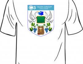 #11 para Design a T-Shirt for Calvary Christian College por topprofessional