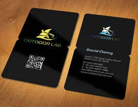 #83 cho Design some Business Cards for Outdoor Lab *UPDATE* bởi PredragNovakovic