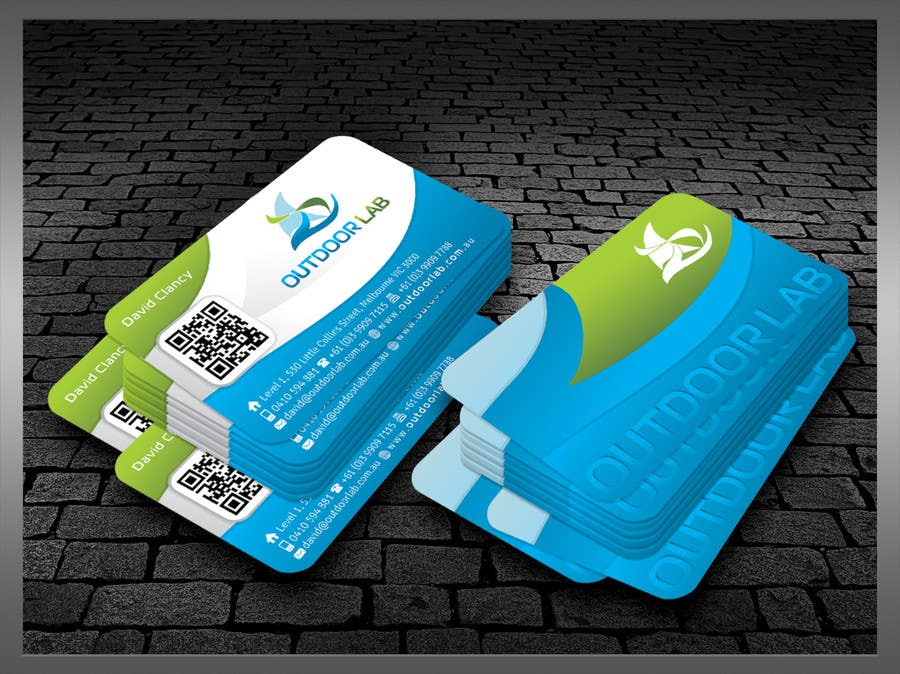 Bài tham dự cuộc thi #46 cho Design some Business Cards for Outdoor Lab *UPDATE*