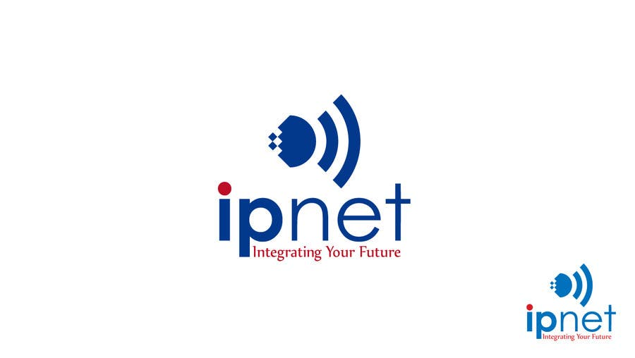 #110 for Design a Logo for IPNET by kazierfan