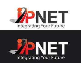 #127 for Design a Logo for IPNET by Greenit36