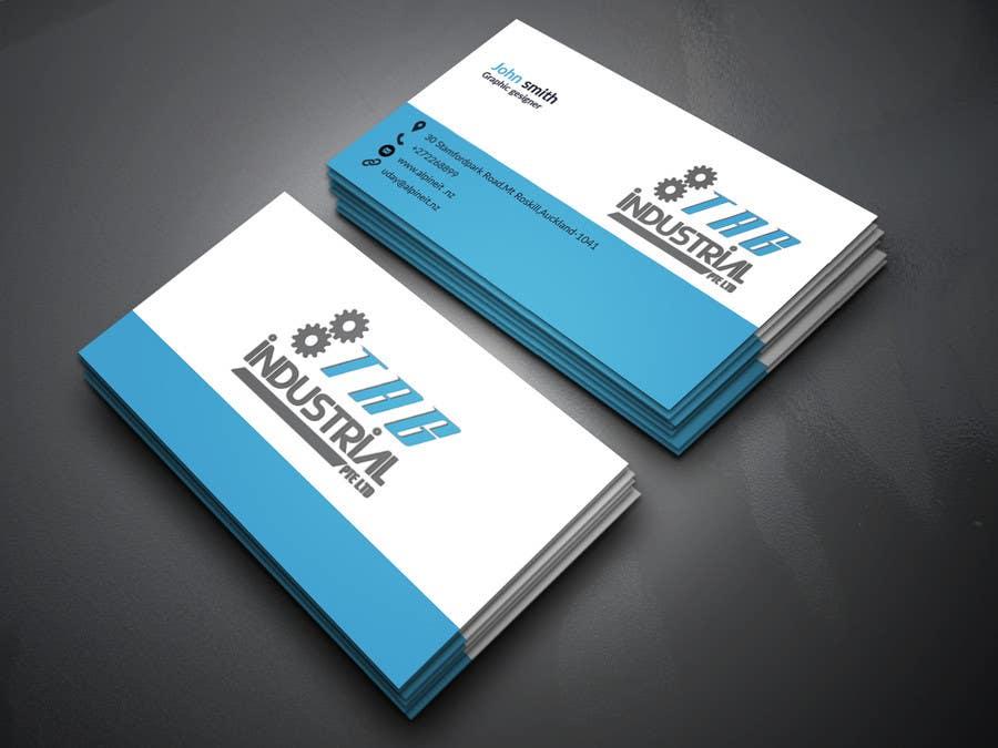 Entry 64 By Suchismitajui For Business Card Design For Robotics